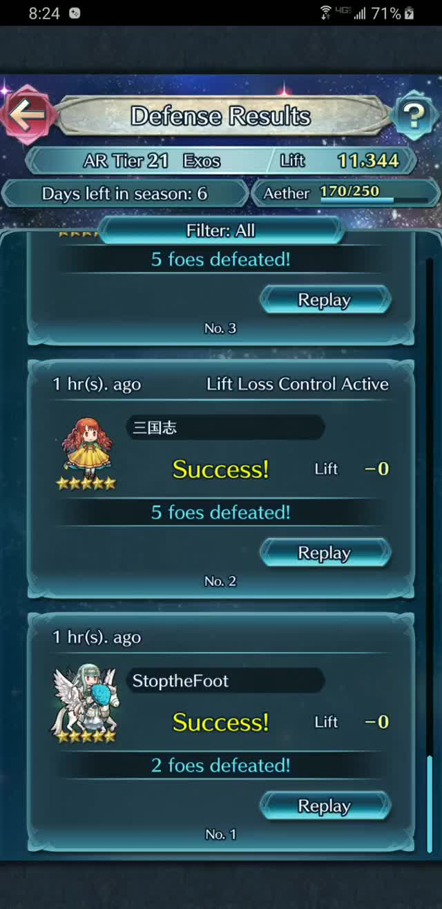 Watch and share Fire Emblem Heroes 2019-07-23-08-24-57 GIFs on Gfycat