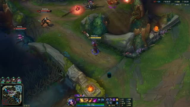Watch 0 GIF by Overwolf (@overwolf) on Gfycat. Discover more Double-kill, Gaming, Kill, LeBlanc, LeagueOfLegends, Overwolf GIFs on Gfycat