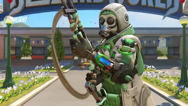Watch and share Highlight GIFs and Overwatch GIFs by philljj on Gfycat