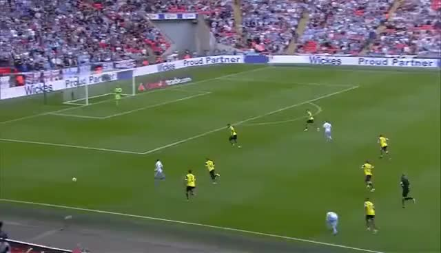Watch and share Wembley Highlights | Coventry 2-1 Oxford United GIFs on Gfycat