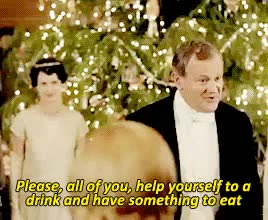 Watch Cora the Countess GIF on Gfycat. Discover more cobert, cora crawley, downton abbey, downton christmas, downton spoilers, drunk!robert is life, robert crawley GIFs on Gfycat