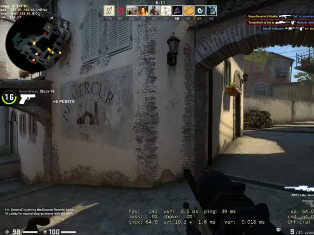 Watch CS:GO jumpshot GIF by Est (@estgamerzzz) on Gfycat. Discover more casual, csgo, jumpshot, lucky GIFs on Gfycat
