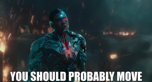 Watch this cyborg GIF by Justice League Movie (@justiceleague) on Gfycat. Discover more Justice League, Justiceleague, Unite the League, WB, Warner Bros., WarnerBros, cyborg, justice league, justiceleague, unite the league, warner bros., warnerbros, wb GIFs on Gfycat