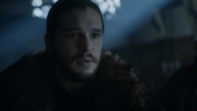 Watch House Stark ask for House Mormont's Allegiance GIF on Gfycat. Discover more allegiance, bear, castle, celebs, kit harington, northeners, s6e07, wolf GIFs on Gfycat