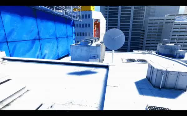 Watch and share Mirror's Edge GIFs on Gfycat