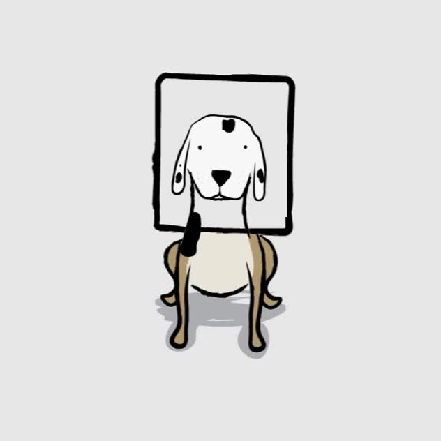 Watch and share Downsign Gif GIFs and Dalmatian GIFs by DOWNSIGN on Gfycat