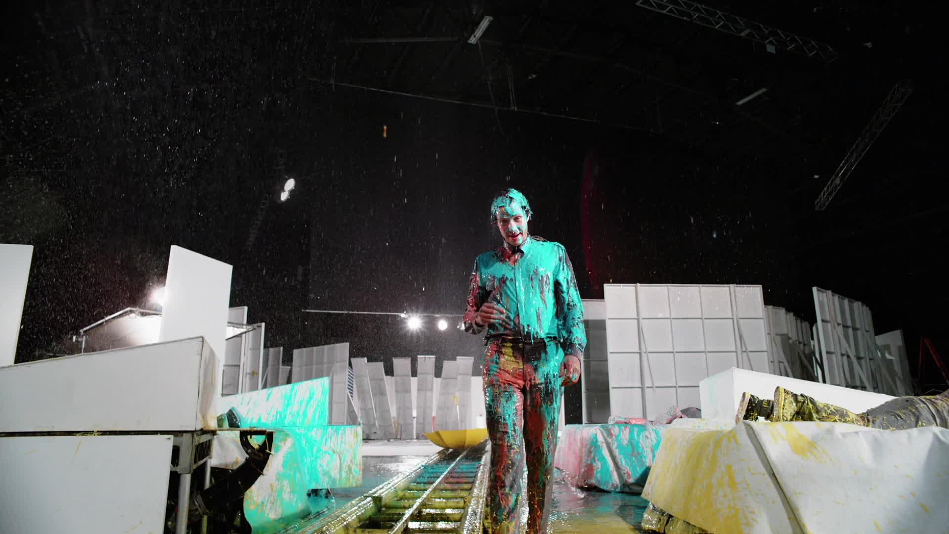 OK Go, The One Moment, moment, morton, music, okgo, one, theonemoment, Moment in Reverse - OK Go GIFs