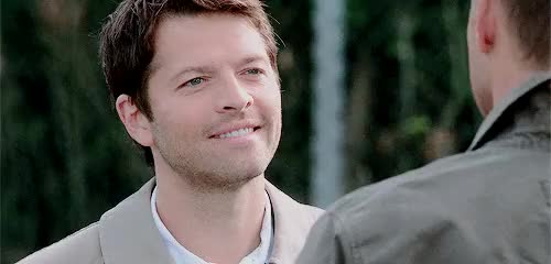 Watch and share Misha Collins GIFs and Castieledit GIFs on Gfycat