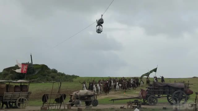 Watch Game of Thrones: The Loot Train Attack (HBO) GIF on Gfycat. Discover more related GIFs on Gfycat
