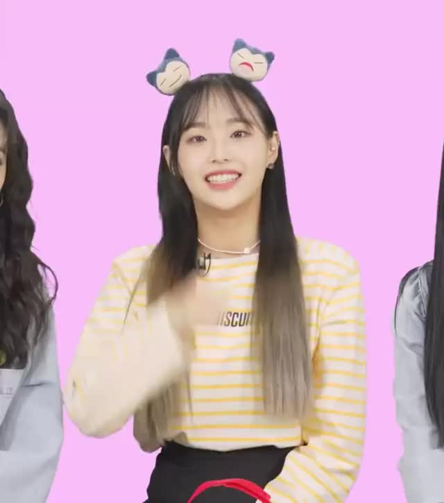Watch and share Asian GIFs and Loona GIFs by Raves on Gfycat