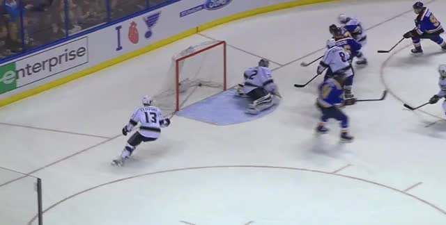 Watch and share Clifford Hit On Tarasenko GIFs by ericburger on Gfycat