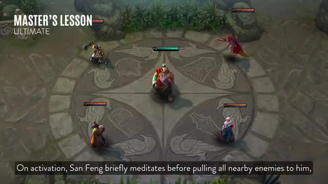 Watch and share San Feng C GIFs by chickenwings on Gfycat