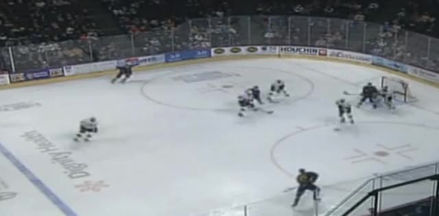 Watch and share Puljujarvi One-timer GIFs by cultofhockey on Gfycat