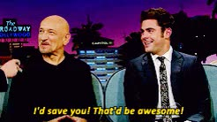 Watch and share Tv Show Appearances GIFs and Ben Kingsley GIFs on Gfycat