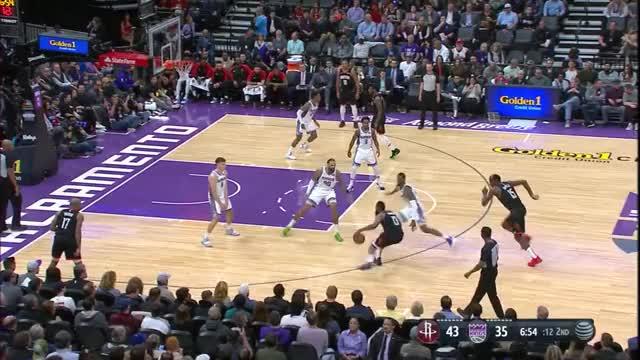 Watch and share Sacramento Kings GIFs and Houston Rockets GIFs by louiszatzman on Gfycat
