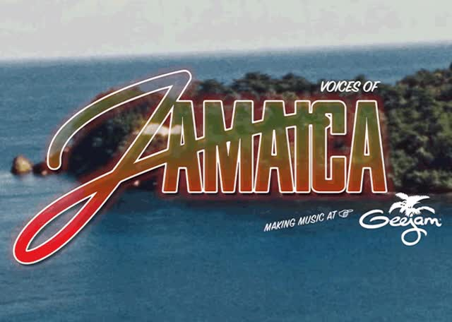 Watch and share JAMAICA TITLE Card (2) animated stickers on Gfycat