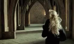 Watch and share Luna Lovegood GIFs and Hpedit GIFs on Gfycat
