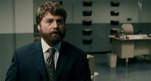 Watch this middle finger GIF by Miss GIF (@mizznaii) on Gfycat. Discover more Zach Galifianakis, flippingthebird, fuckyou, thebird GIFs on Gfycat