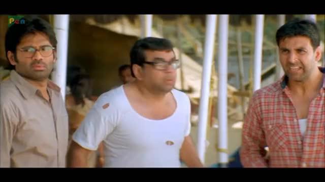 Watch and share Phir Hera Pheri (2006) | Akshay Kumar, Sunil Shetty, Paresh Rawal | Hindi Movie Part 9 Of 10 GIFs on Gfycat
