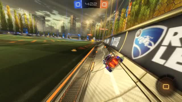 Watch Goal 1: Patriot GIF by Gif Your Game (@gifyourgame) on Gfycat. Discover more Gif Your Game, GifYourGame, Goal, Patriot, Rocket League, RocketLeague GIFs on Gfycat