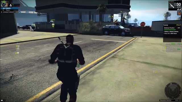 APB Summit rocket dodge