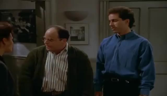 Watch and share Seinfeld GIFs on Gfycat