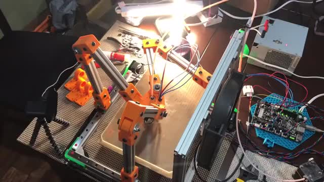 Watch and share 3d Printer GIFs and Tripteron GIFs on Gfycat