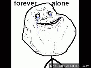 Watch and share Forever Alone GIFs on Gfycat