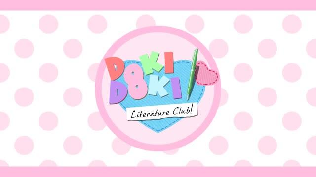 Watch Sayo-nara - Doki Doki Literature Club! GIF on Gfycat. Discover more Game, Music, OST, Soundtrack, Video Game, __ GIFs on Gfycat