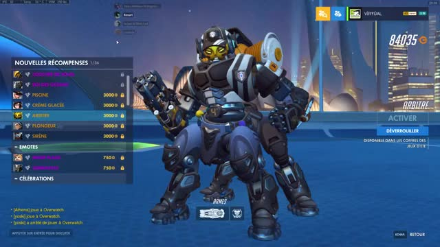 Watch and share Overwatch 2021-07-20 20-09-02 GIFs on Gfycat