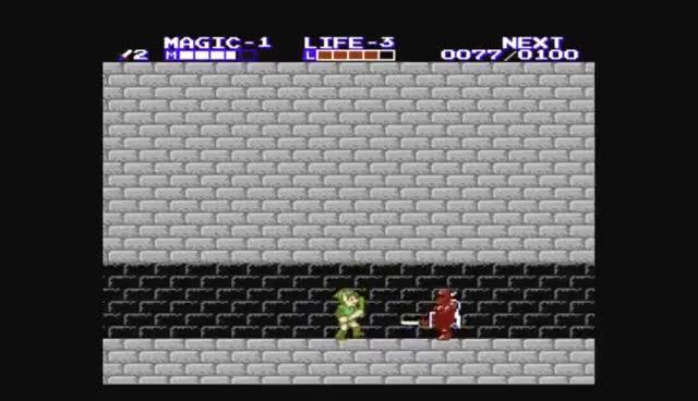 Zelda II: The Adventure of Link - ProJared GIFs