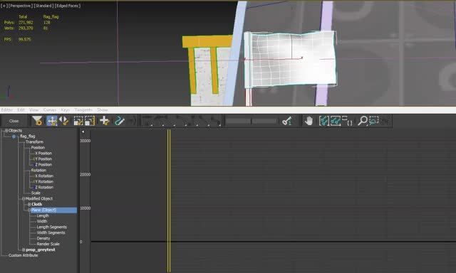 Watch Looping a Cloth modifier simulation? (wind on flag) (reddit) GIF on Gfycat. Discover more 3dsmax GIFs on Gfycat