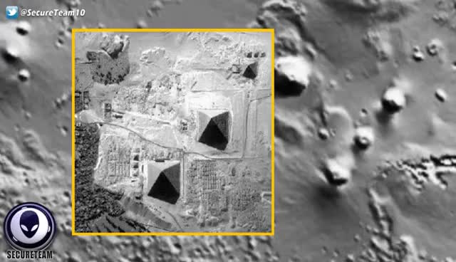 Watch and share NO DENYING! Alien Base Complex On The Moon & More  5/3/16 GIFs on Gfycat