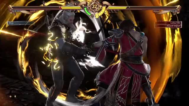 Watch and share Soul Calibur Vi GIFs and Bandai Namco GIFs on Gfycat