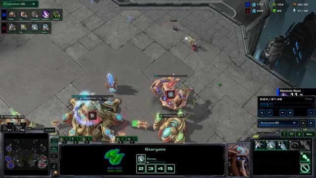 Watch Defending Pressure in ZvP - Oracles, Adepts and big pushes The PiG Daily #144 GIF by @lichter on Gfycat. Discover more games, pig, twitch GIFs on Gfycat
