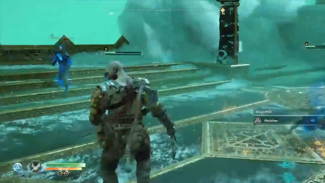GamePlay, GodofWar, Kratos, PS4Share, God of War_20180825030648 GIFs