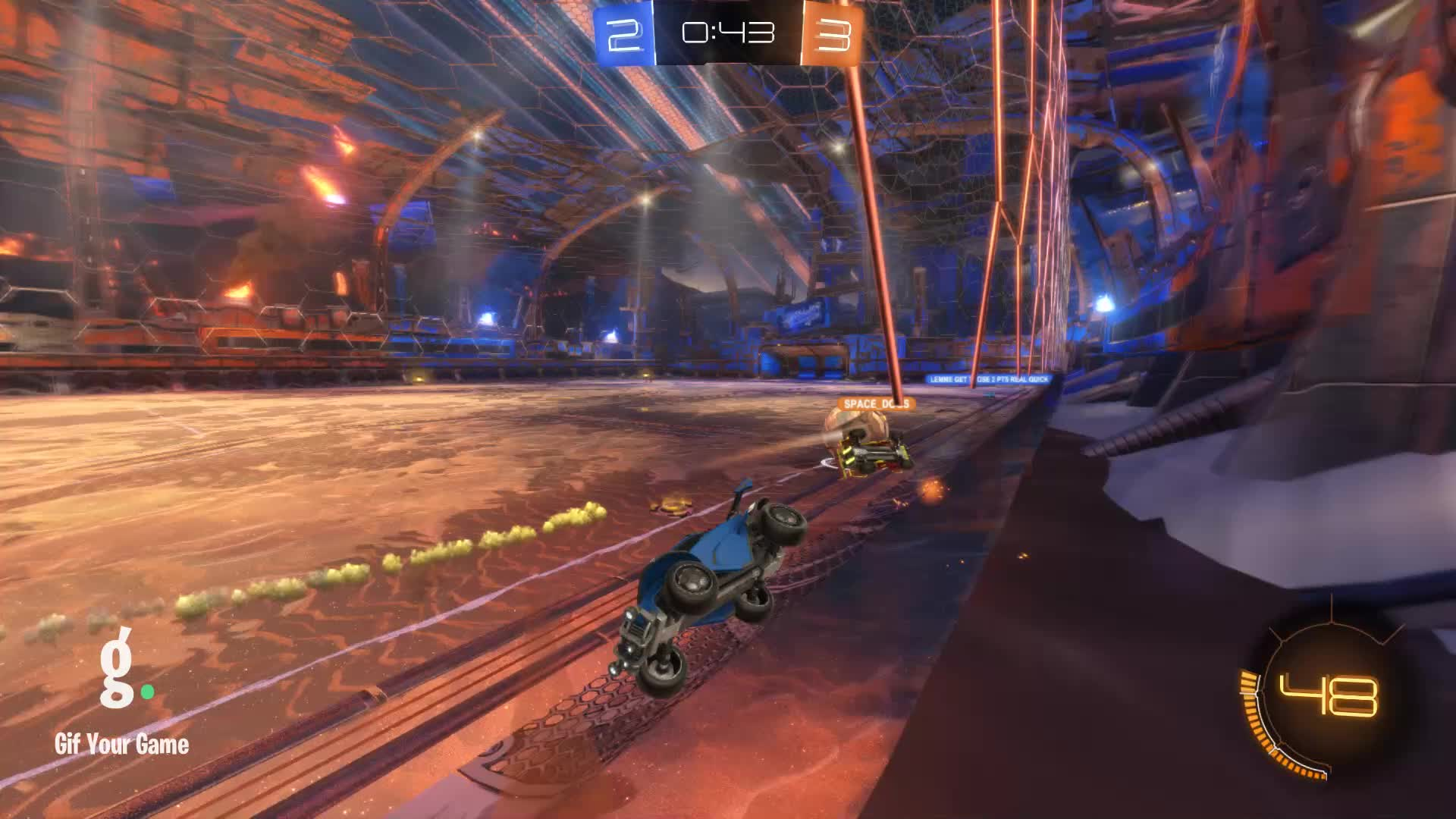 Assist, Gif Your Game, GifYourGame, Pebble Master, Rocket League, RocketLeague, Assist 4: Pebble Master GIFs