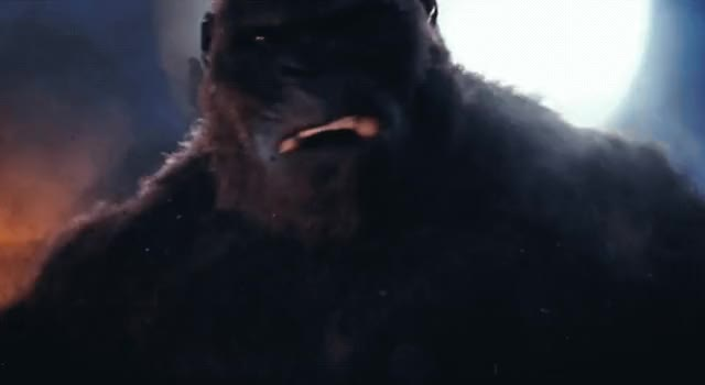 Watch this angry GIF by The GIF Smith (@sannahparker) on Gfycat. Discover more anger, angry, king kong, kong skull island, rage, roar, scream GIFs on Gfycat