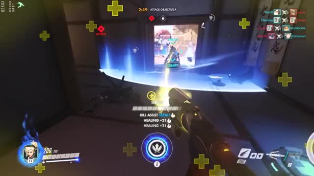 Watch and share Overwatch GIFs by potatoewow on Gfycat