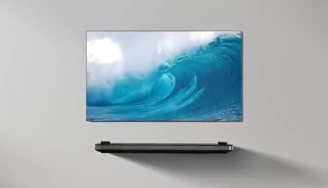 Watch and share LG SIGNATURE OLED TV W - Simplemente Perfecto GIFs on Gfycat