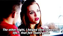 Watch and share Lydia Martin GIFs and Teen Wolf GIFs on Gfycat