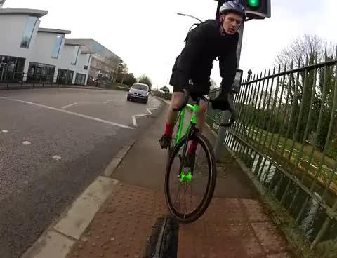 James bike fail! Gopro GIFs