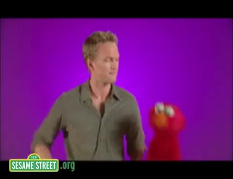 Watch NPH dance time! GIF on Gfycat. Discover more awesome, dancing, elmo, neil patrick harris GIFs on Gfycat