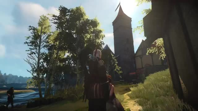 Watch Should be doing quests and stuff... GIF by Gamer DVR (@xboxdvr) on Gfycat. Discover more ReptarAttack5, TheWitcher3WildHunt, xbox, xbox dvr, xbox one GIFs on Gfycat