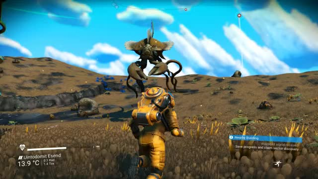 No Man's Sky Beyond has launched, but it's also been