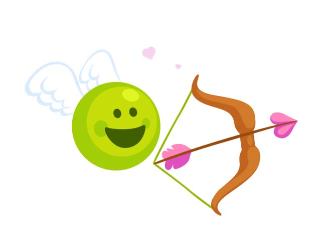 Watch and share Sweet Pea - Cupid's Arrow Animation GIFs on Gfycat
