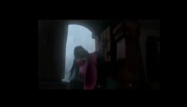tangled, mother gothel GIFs