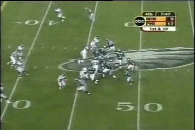 Watch Minnesota @ Philadelphia 2004 GIF on Gfycat. Discover more Finky Dinkleman, People & Blogs, eagles, vikings GIFs on Gfycat
