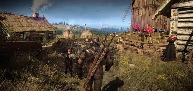 Watch and share Witcher 3 GIFs and Geralt GIFs by Falconbox on Gfycat