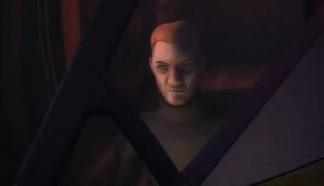 Watch and share Star Wars Rebels Sabine Fights Gar Saxon And Then Escapes HD GIFs on Gfycat
